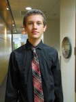 Tanner Johnson, student entrepreneur